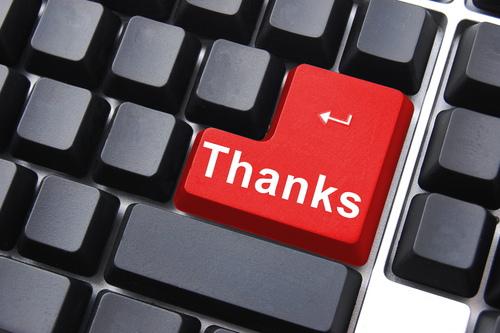 Thanks December 2011