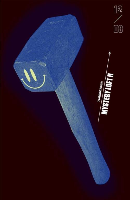 TURRBOTAX® Mystery Loft II